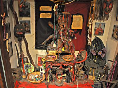 Historic Voodoo Museum, New Orleans