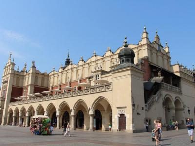 Sukiennice (Cloth Hall), Krakow