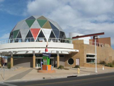 Explora Science Center and Children's Museum, Albuquerque