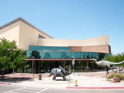 New Mexico Museum of Natural History and Science, Albuquerque