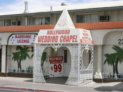 Wedding Chapels Walking Tour Self Guided Las Vegas Nevada