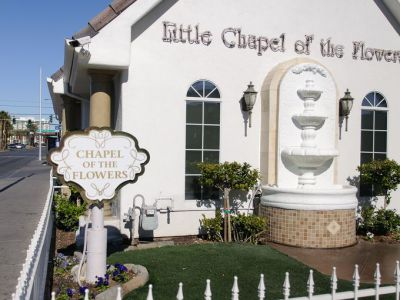 Wedding Chapels Walking Tour Las Vegas Nevada