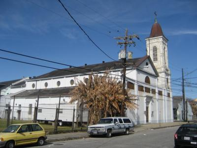 St Augustine Catholic Church, New Orleans