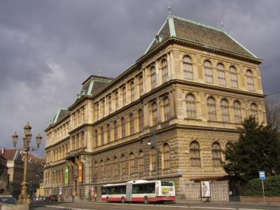 The Museum of Decorative Arts, Prague