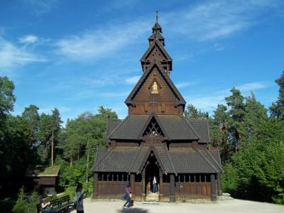Gol Stave Church, Oslo