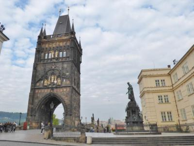 The Old Town Bridge Tower, Prague