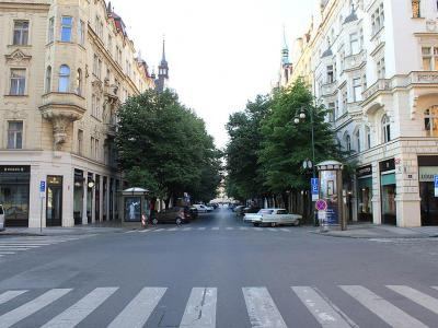 Parizska Street, Prague