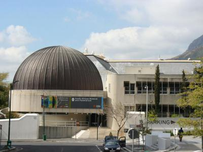 South African Museum and Planetarium, Cape Town