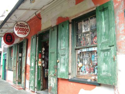 Reverend Zombie's House of Voodoo, New Orleans