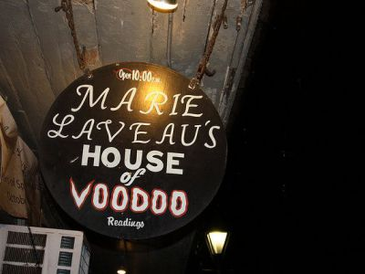 Marie Laveau House of Voodoo, New Orleans