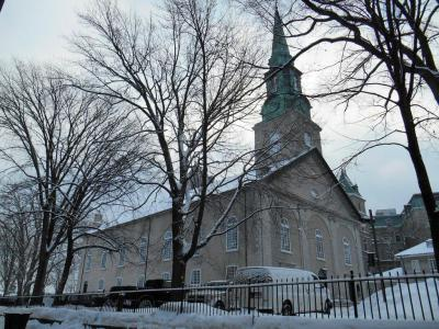 Cathedral of the Holy Trinity, Quebec City