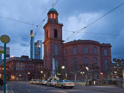 Paulskirche (St. Paul's Church), Frankfurt