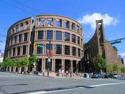 Vancouver Public Library, Vancouver