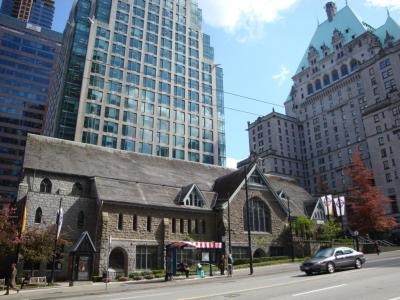 Christ Church Cathedral, Vancouver