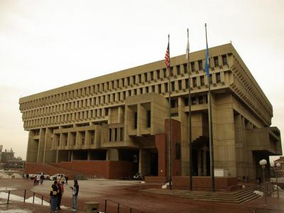 Boston City Hall, Boston