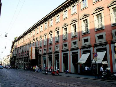 Core of Centro Storico Walking Tour (Self Guided), Milan, Italy
