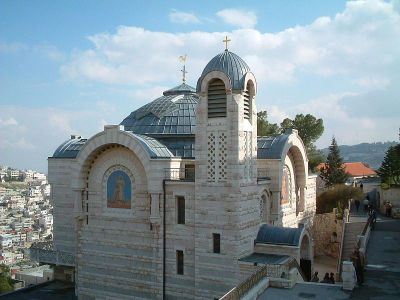 Church of St. Peter in Gallicantu, Jerusalem