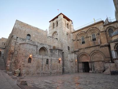 Church of the Holy Sepulchre / Christ's Tomb, Jerusalem