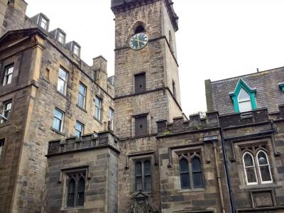 Magdalen Chapel, Edinburgh