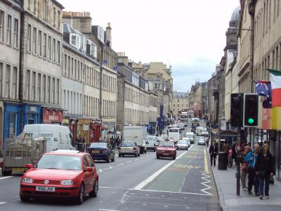South Bridge Street, Edinburgh