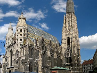 Stephansdom (St. Stephen's Cathedral), Vienna