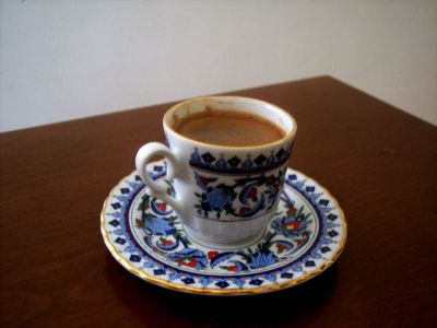 Turkish Coffee, Antalya