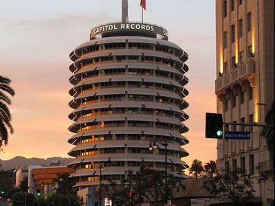 Capitol Records Building, Los Angeles
