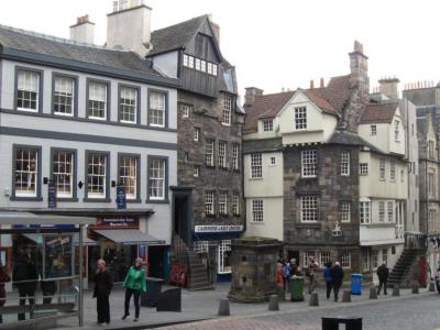 John Knox House, Edinburgh