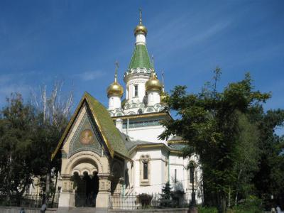 The Russian Church, Sofia