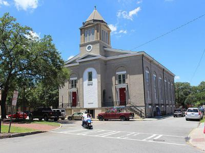 First African Baptist Church, Savannah