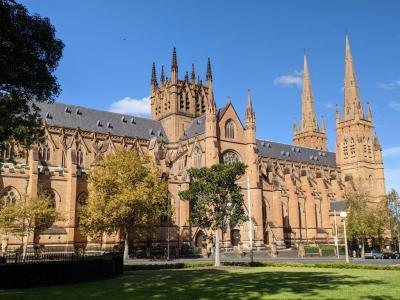 Saint Mary's Cathedral, Sydney