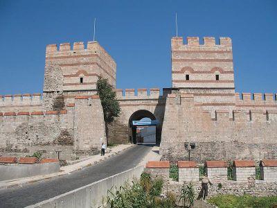 Walls Of Constantinople