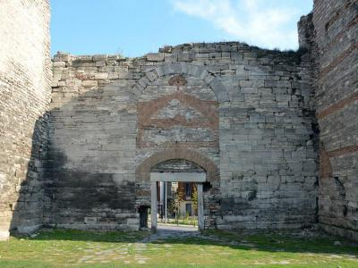 Fifth Military Gate, Istanbul