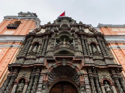 La Merced Church, Lima