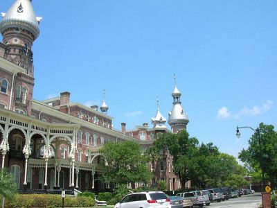 Plant Hall, University of Tampa, Tampa