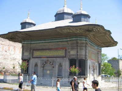 Fountain of Ahmed III, Istanbul