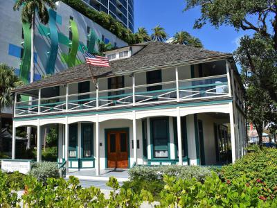 The Stranahan House, Fort Lauderdale