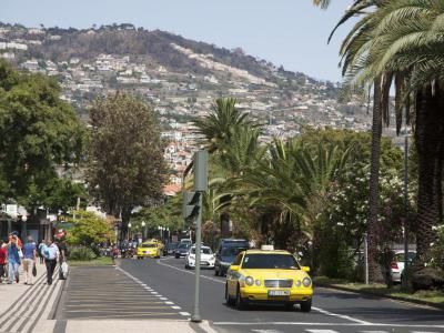 Avenida do Mar, Funchal