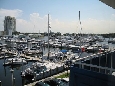 Bahia Mar Marinas and Yachting Centre, Fort Lauderdale