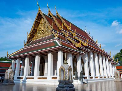 Wat Saket (Temple of the Golden Mount), Bangkok