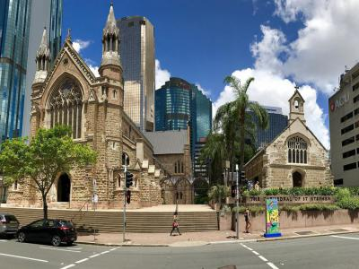 The Cathedral of St. Stephen, Brisbane