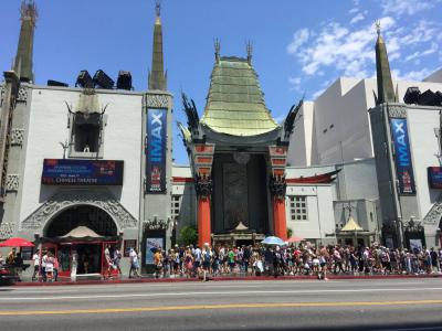 TCL Chinese Theatre, Los Angeles