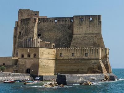 Castel dell'Ovo, Naples