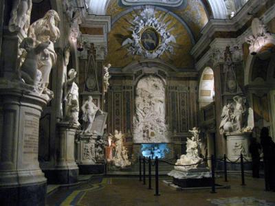 Museo Cappella Sansevero.Museo Cappella Sansevero Naples