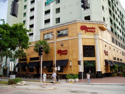 The Cheesecake Factory, Fort Lauderdale