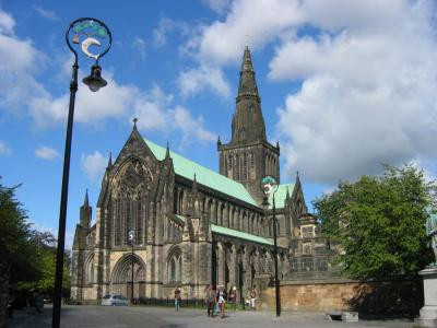 St Mungo's Cathedral, Glasgow