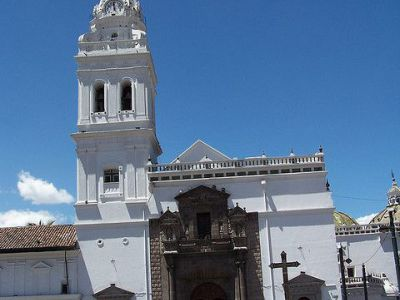 Santo Domingo Church, Quito
