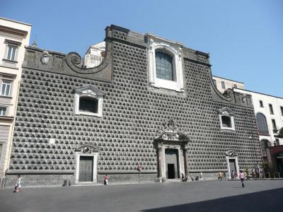 Gesù Nuovo Church, Naples