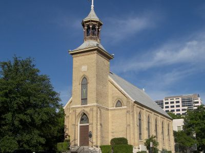 Gethsemane Lutheran Church, Austin