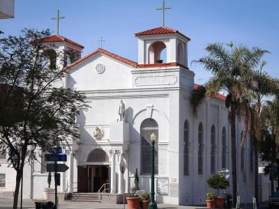 Our Lady of the Rosary Church, San Diego